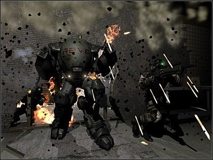 GOL na E3 2006: F.E.A.R.: Extraction Point - ilustracja #3