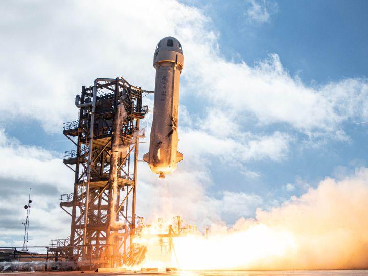 Miliarderzy udają się w kosmos.  Tłok na orbicie i gwiazda turystyczna - Ilustracja 3