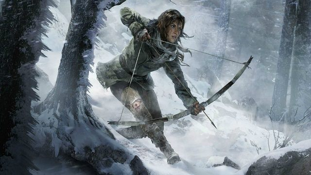 Rise of the Tomb Raider - Mova nową techniką motion capture - ilustracja #1