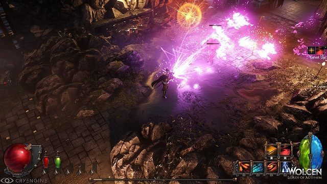 Wolcen: Lords of Mayhem to jeden z najładniejszych hack-and-slashy. - Wolcen: Lords of Mayhem - hack-and-slash na CryEngine zadebiutował w Steam Early Access - wiadomość - 2016-03-25