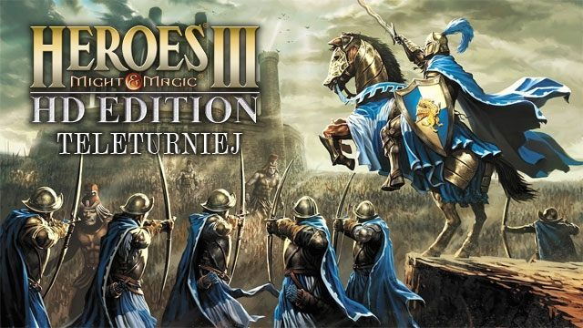 Teleturniej Heroes of Might & Magic III: HD Edition odbył się 15 lutego. - Konkurs Heroes of Might & Magic III: HD Edition - obejrzyj zapis teleturnieju - wiadomość - 2015-02-27