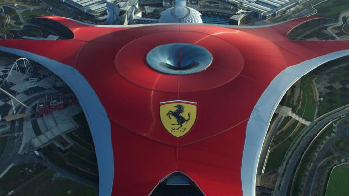 Podoba Wam siê nowy spot park rozrywki Ferrari World? - Platige Image turbodo³adowa³o Ferrari - wiadomoœæ - 2019-10-30