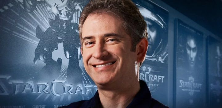 Mike Morhaime. Źródło: Blizzard Entertainment.