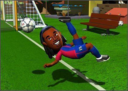 Gra w piłkę nożną a odchudzanie