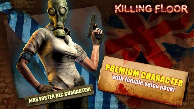 Killing Floor, minus Steam, is available online for all ye treasure hunting