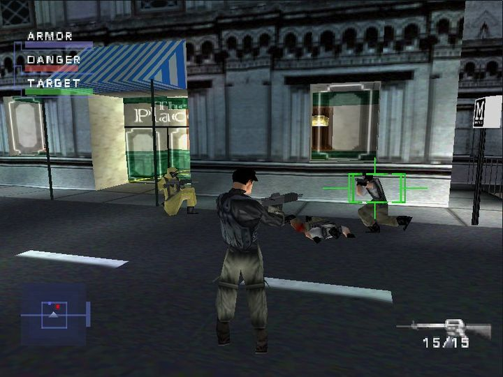 Syphon Filter.