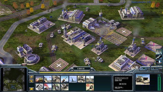 Command & Conquer: Generals - Zero Hour GAME MOD Widescreen for Zero ...