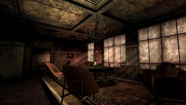 Fallout New Vegas Game Mod Interior Lighting Overhaul V 6