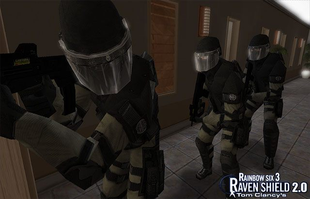 Rainbow six 3 raven shield pc review and full download | old pc.