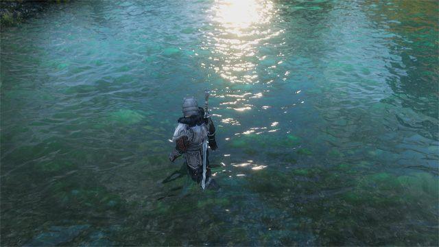 The Elder Scrolls V: Skyrim GAME MOD Watercolor for ENB and