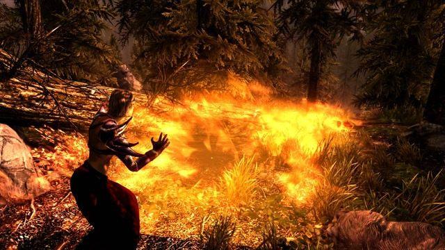 The Elder Scrolls V: Skyrim GAME MOD Apocalypse Spell Package v.9.45 ...