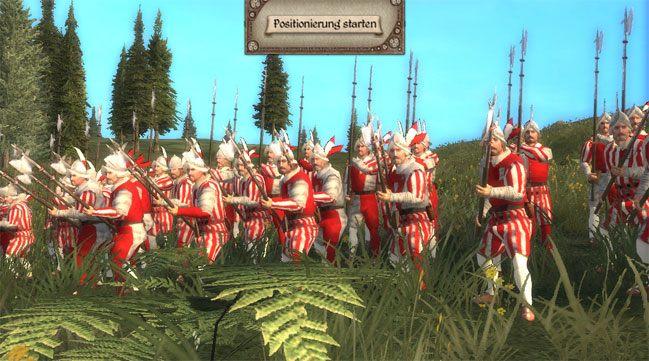 Medieval II: Total War - Kingdoms GAME MOD The Italian Wars v