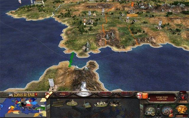 Medieval II: Total War - Kingdoms GAME MOD Deus lo Vult! v 6 2