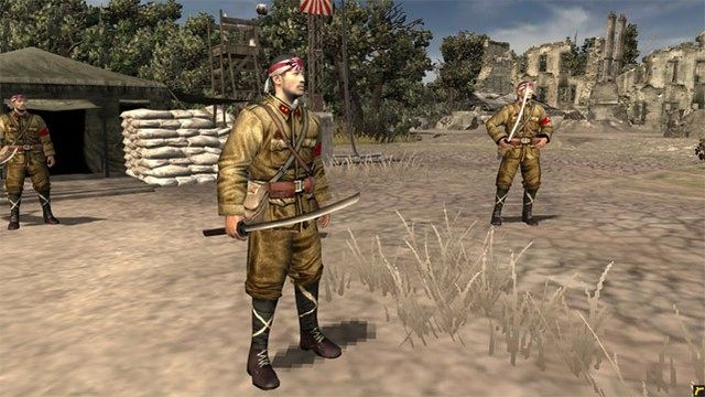Company Of Heroes Opposing Fronts Game Mod Far East War V