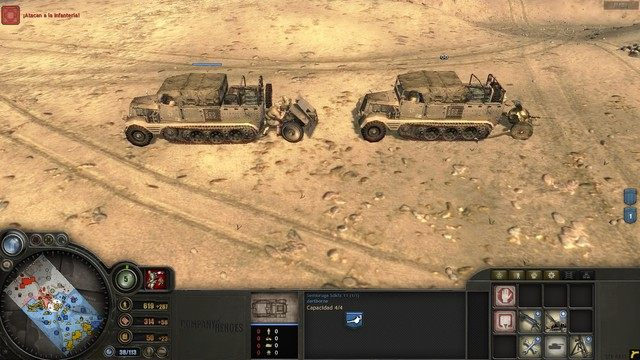 Company Of Heroes Opposing Fronts Game Mod Europe At War V 7 2