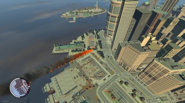 Grand Theft Auto: Episodes from Liberty City GAME MOD SuperMan Mod v