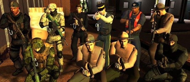 Simhq. Com land combat zone review: swat 4: the stetchkov syndicate.
