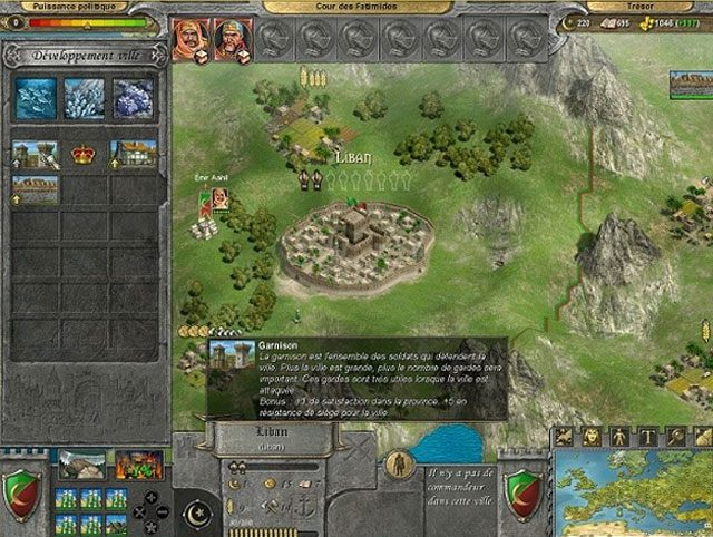 Knights of Honor GAME MOD Ultimate Mod v 3 0 3 - download