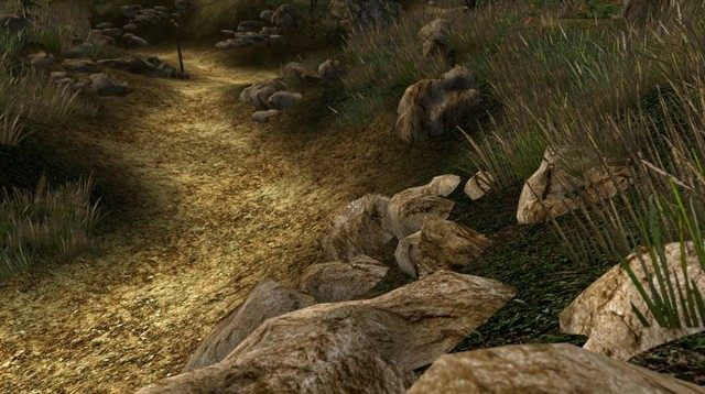 The Elder Scrolls III: Morrowind GAME MOD On the rocks 1 1