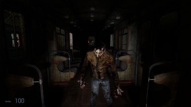Half-Life 2: Episode Two GAME MOD Hopeless Night v 1 2 3