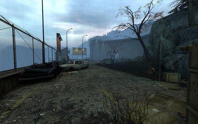 Half-Life 2: Episode Two GAME MOD Spherical Nightmares v