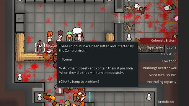 RimWorld GAME MOD Zombie Apocalypse v 1 3 - download