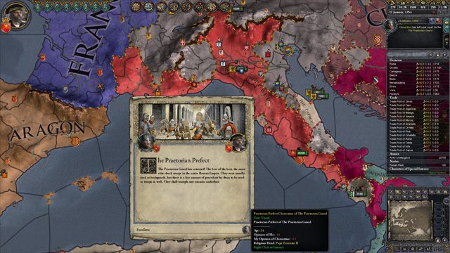 Crusader Kings II GAME MOD The Commune of Rome 2 0 2 - download
