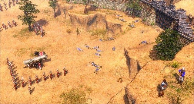 Age of Empires III GAME MOD Improvement Mod v 5052018