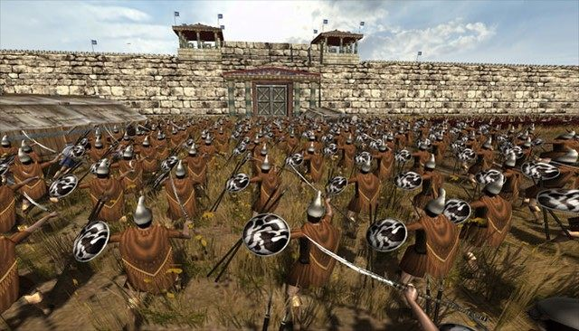 download rome total war barbarian invasion full game free