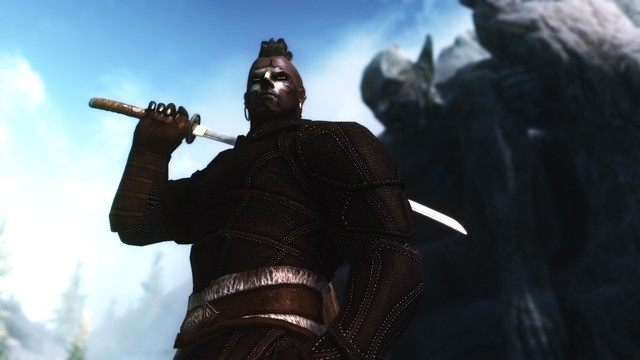 skyrim female armor mods download