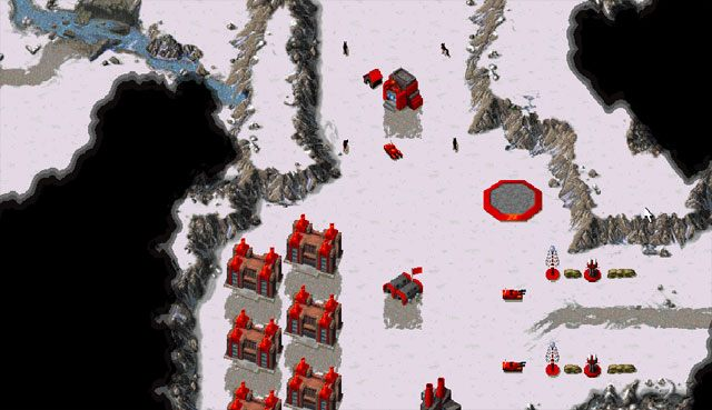 Command & Conquer: Red Alert gra