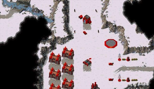 Command & Conquer: Red Alert gra