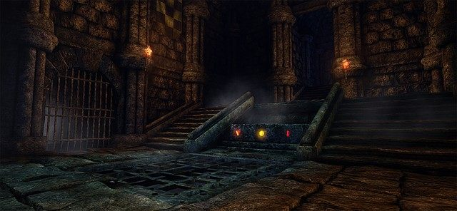 Unreal Tournament III GAME MOD Dungeon Escape - download