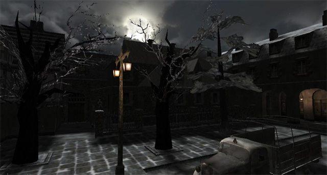 Return to Castle Wolfenstein GAME MOD Dark Matters v 1 1