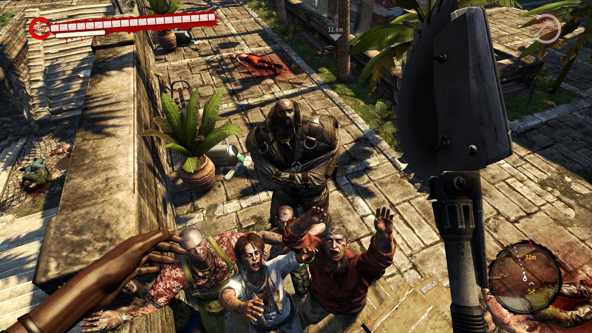 Dead Island Riptide Level  Mod