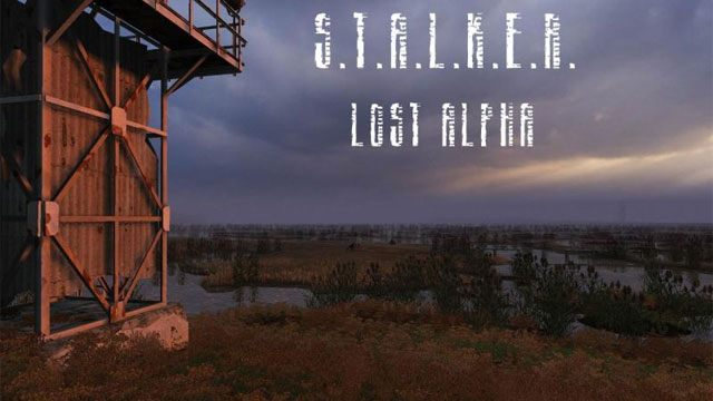 S.T.A.L.K.E.R.: Lost Alpha mod S.T.A.L.K.E.R. - Lost Alpha v.1.3000