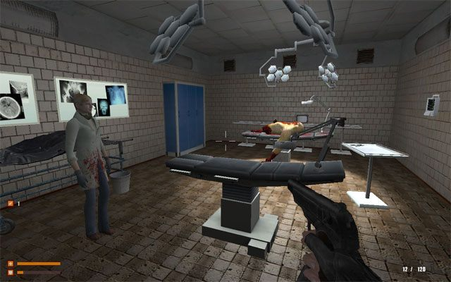 Half-Life GAME MOD Paranoia v 1 2 3 - download | gamepressure com
