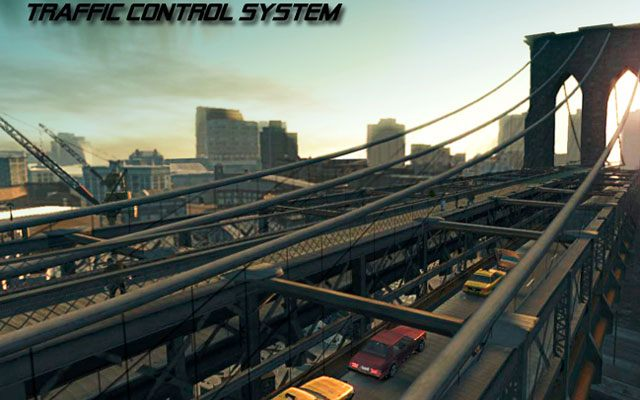 Grand Theft Auto IV GAME MOD Traffic Control System v 1 1