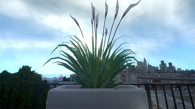 Grand Theft Auto IV GAME MOD Total Vegetation Overhaul