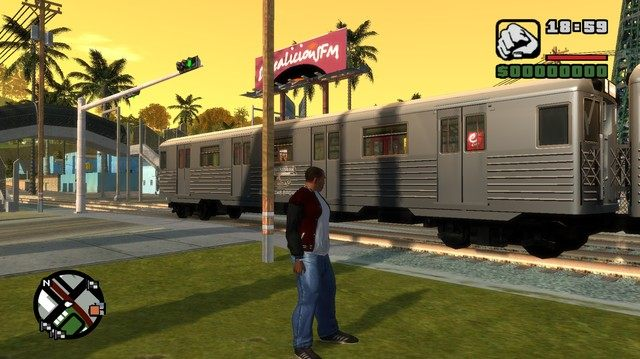 Grand Theft Auto IV GAME MOD Grand Theft Auto IV: San