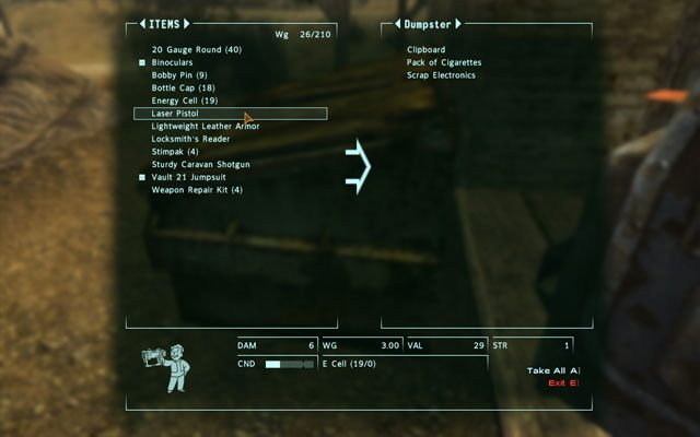 Fallout: New Vegas GAME MOD Darnified UI v 0 4 - download