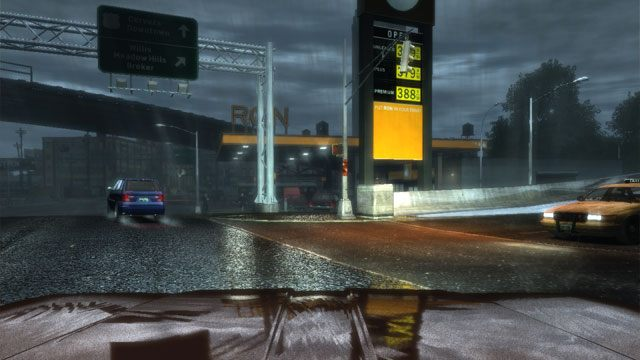 Grand Theft Auto IV GAME MOD VisualIV 1 7 9 - download