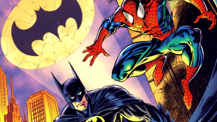 Muzyczna walka stulecia: Batman kontra Spider-Man - ilustracja #1