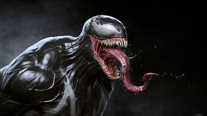 Batman i Kubuœ Puchatek jako Venom - zobacz fanart - ilustracja #1