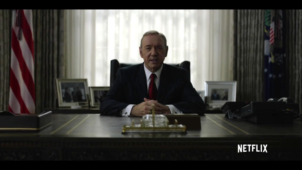 House Of Cards Sezon 4 Trailer Serialu 2 Trailer Filmowy Gry