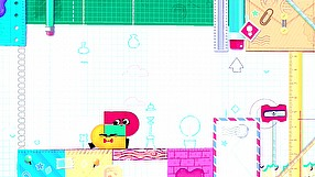 Snipperclips: Cut It Out, Together trailer #2