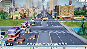 SimCity movies and trailers