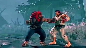 Street Fighter V PSX 2016 trailer