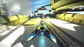 WipEout: Omega Collection PSX 2016 trailer