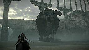 Shadow of the Colossus E3 2017 trailer